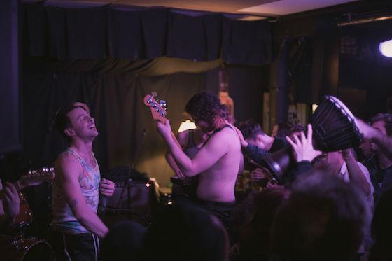 Jonny and the Cowabungas / Bleu / Maans / Slick Nixon The Ship, St. John's NL, March 6