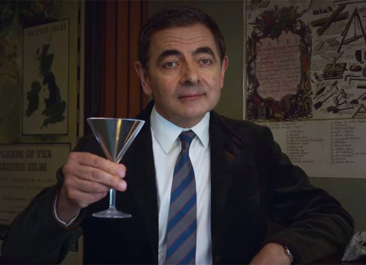 'Johnny English Strikes Again' with Bland but Enjoyable Comedy Directed by David Kerr