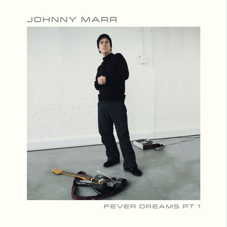 Johnny Marr Announces Double Album 'Fever Dreams,' Shares New Single 'Spirit, Power and Soul'