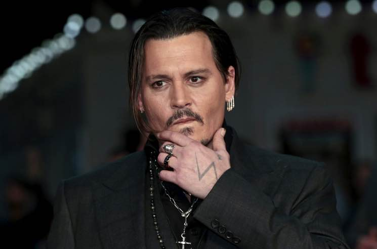​Johnny Depp's Notorious B.I.G. Movie 'City of Lies' Pulled a Month Before Release