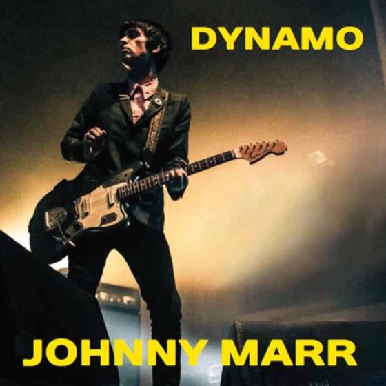 """Johnny Marr """"Struck"""""""