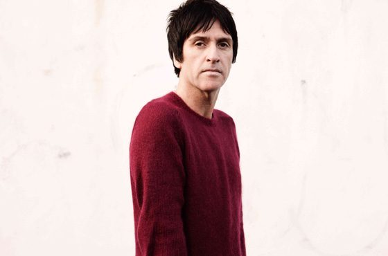 Johnny Marr Working on Screenplay and Film