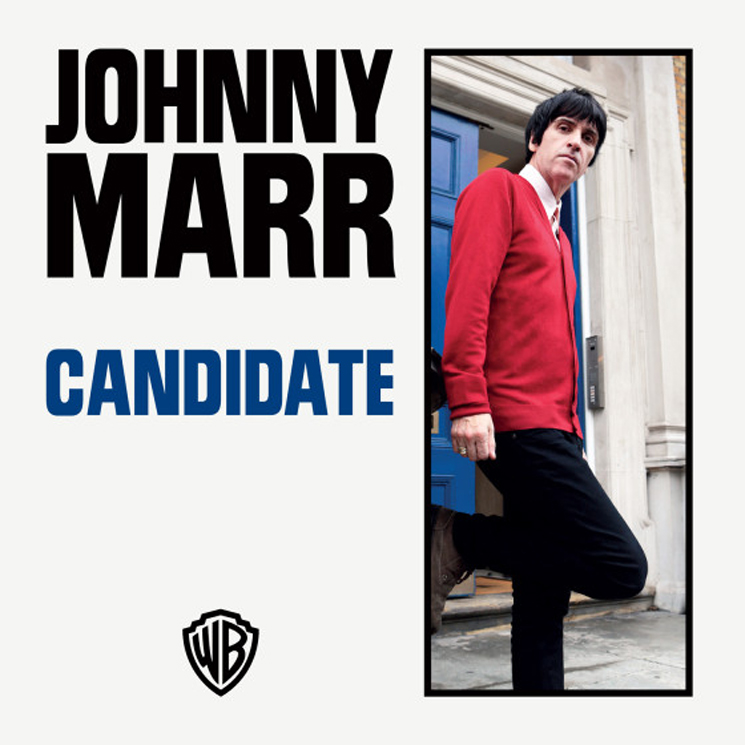 "Johnny Marr ""Exit Connection"""