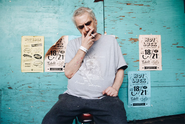 Daniel Johnston Reveals This Might Not Be His Final Tour After All