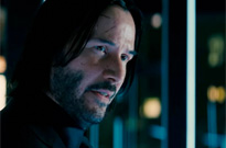 Watch Keanu Reeves Help the Crew Carry Gear on 'John Wick 4' Set