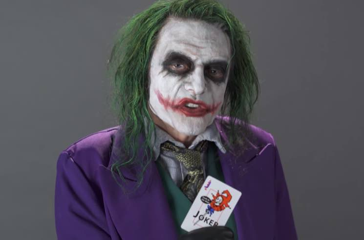 Watch Tommy Wiseau's Insane Joker Audition Tape