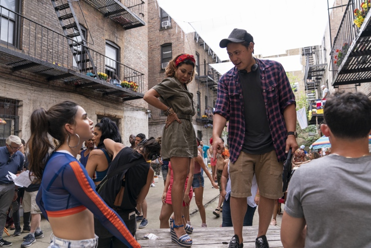 'In the Heights' Director Jon M. Chu Wants Audiences to 'Dream Bigger'