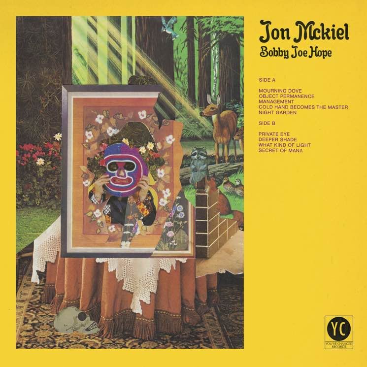 Jon McKiel Communes with Ghosts on Postmodern Masterpiece 'Bobby Joe Hope'