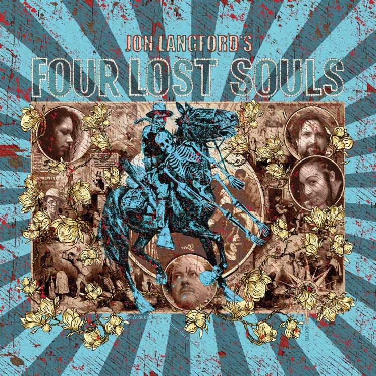 Jon Langford Four Lost Souls