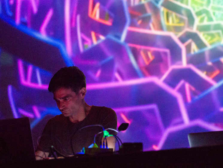 Jon Hopkins / Daniel Avery Danforth Music Hall, Toronto, ON September 14