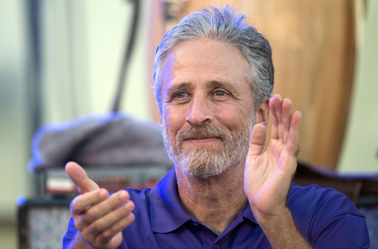 Jon Stewart Readies Current Affairs Series for Apple