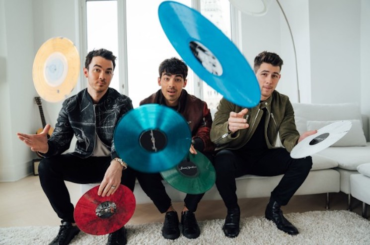 Jonas Brothers Just Launched a Vinyl Subscription Club That Costs $599