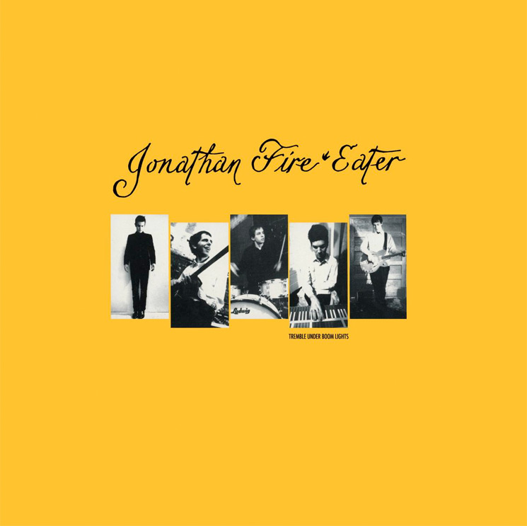 Jonathan Fire*Eater's 'Tremble Under Boom Lights' Gets Expanded Third Man Reissue