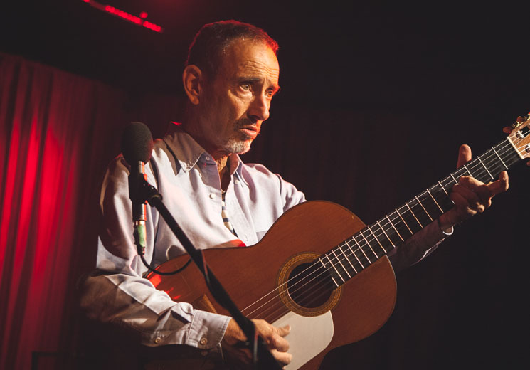 Jonathan Richman The Casbah, Hamilton ON, October 11