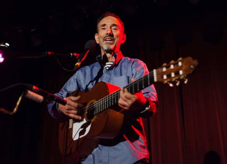 Jonathan Richman Up+Dt Festival, Edmonton AB, October 5