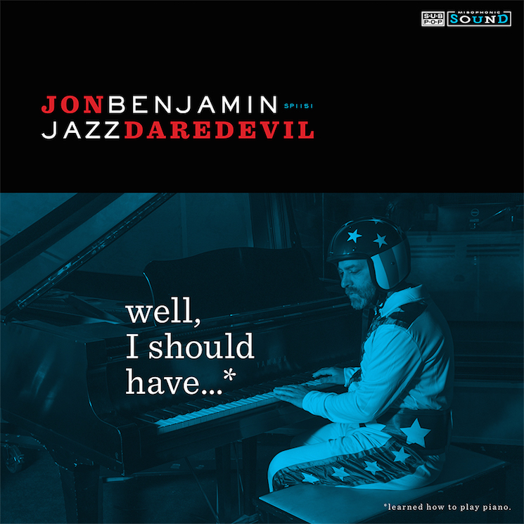 Comedian Jon Benjamin Unveils Jazz Album for Sub Pop