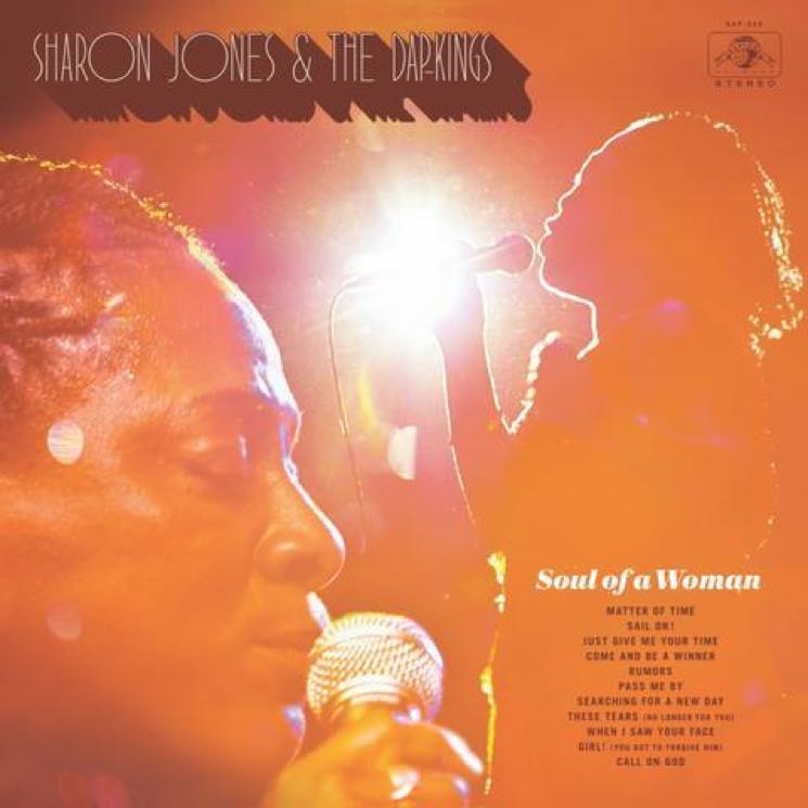 ​Sharon Jones & the Dap-Kings to Release Posthumous 'Soul of a Woman' LP