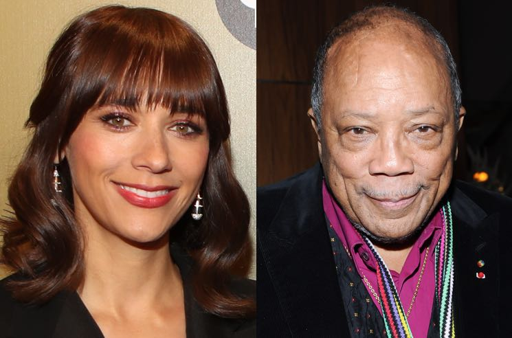 ​Rashida Jones to Direct Documentary About Her Dad Quincy Jones