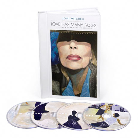 Joni Mitchell Collects Her Love Songs onto New Box Set