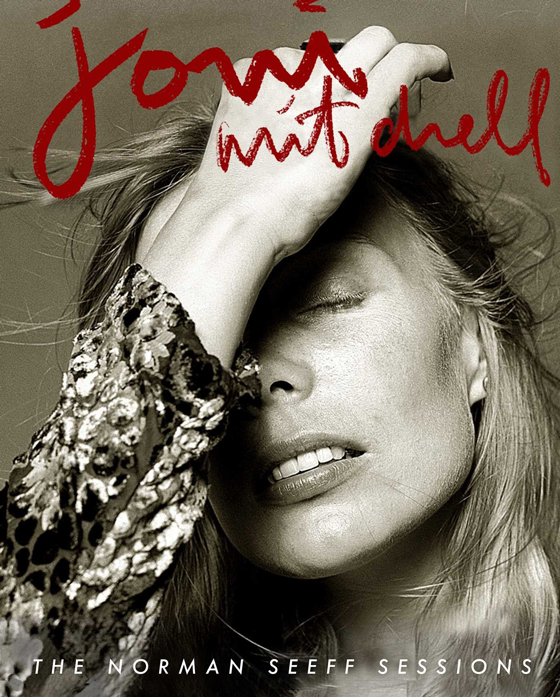Joni Mitchell Celebrated with New Photo Book