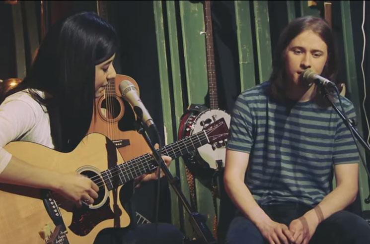 Jon Lawless 'Capital' (ft. Daniela Andrade) (video)