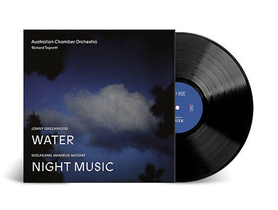 Jonny Greenwood's 'Water' Set for Vinyl Release