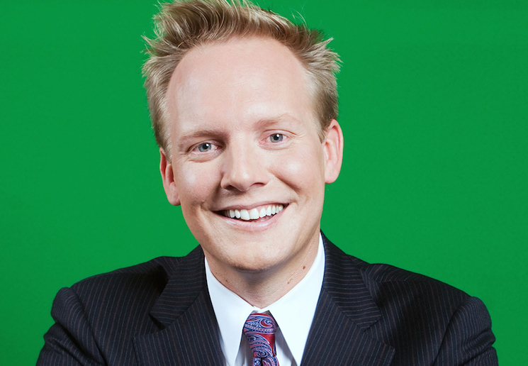 Jonathan Torrens to Fly Laid-Off Nova Scotia Film Workers Home for Christmas