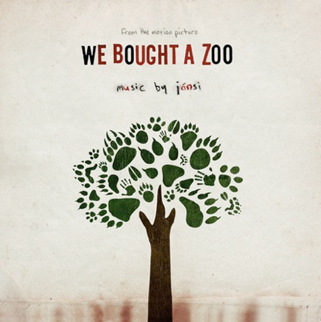 Jónsi Announces Release of 'We Bought a Zoo' Soundtrack