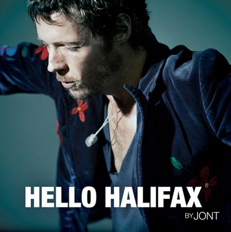 Jont Bids 'Hello Halifax' on New Album