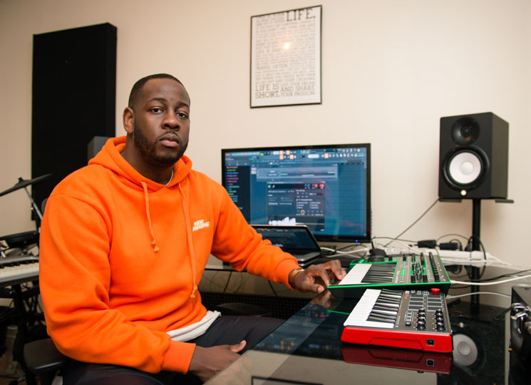 Producer Jordon Manswell Is Heard Around the World; Toronto Defines His Sound