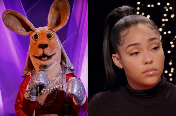 Jordyn Woods Revealed as 'The Kangaroo' on 'The Masked Singer'