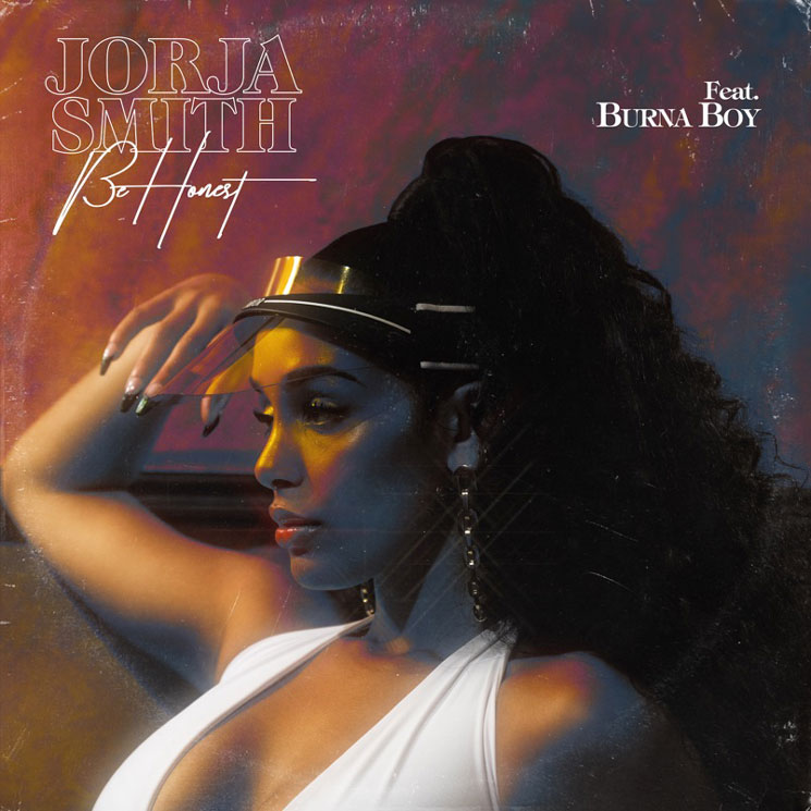 Jorja Smith Gets Burna Boy for New Song 'Be Honest'