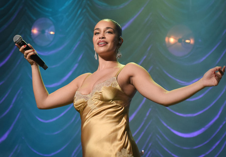 Jorja Smith / Ravyn Lenae Orpheum Theatre, Vancouver BC, November 20