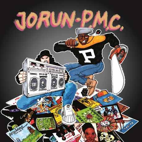 Jorun-P.M.C. The Magic Disco Machine EP