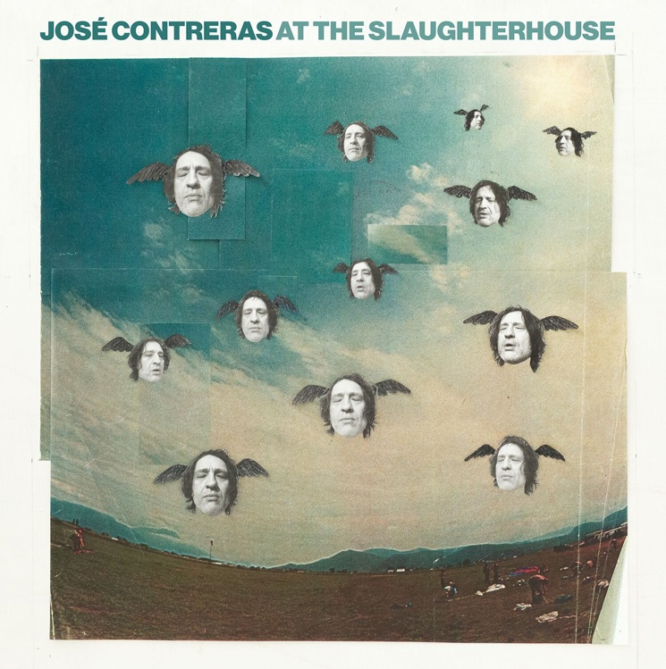 José Contreras of By Divine Right Announces New Solo LP 'At the Slaughterhouse'