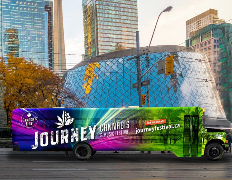 Journey Cannabis & Music Festival Cancelled by Ontario City of Vaughan