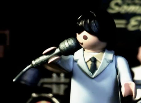 "Joy Division ""Transmission"" (Playmobil version) (video)"