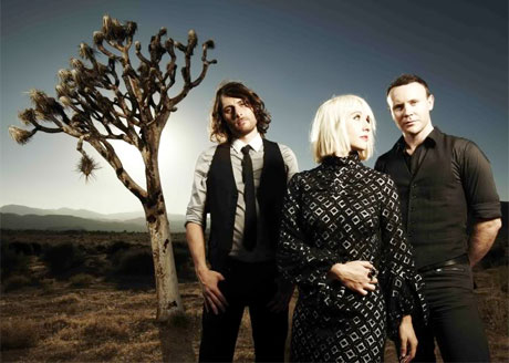 The Joy Formidable Book Canadian Shows on North American Tour
