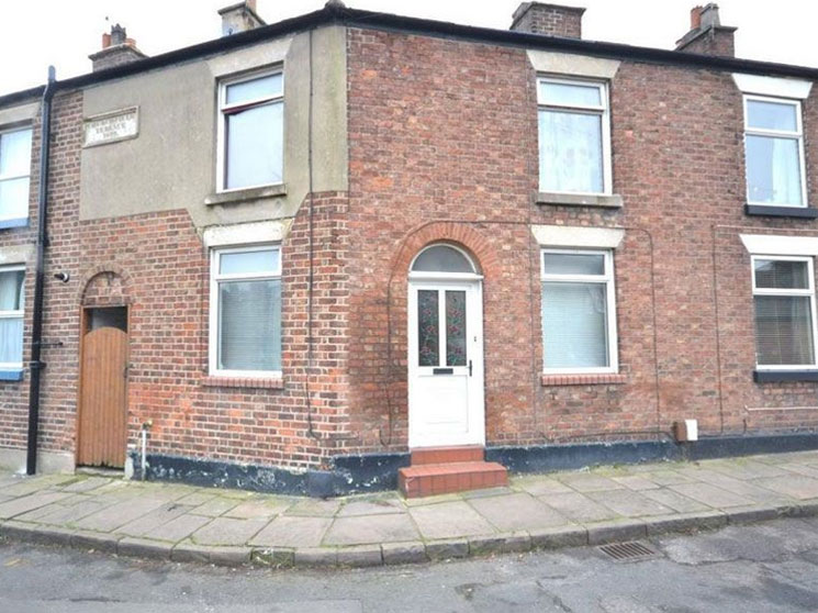 Joy Division Singer Ian Curtis' Home Up for Sale