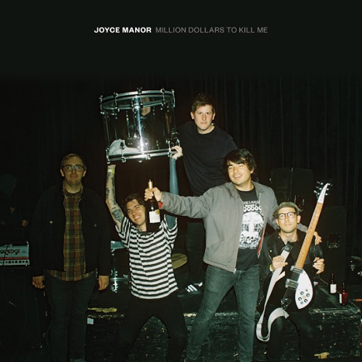 Joyce Manor Announce 'Million Dollars to Kill Me' LP