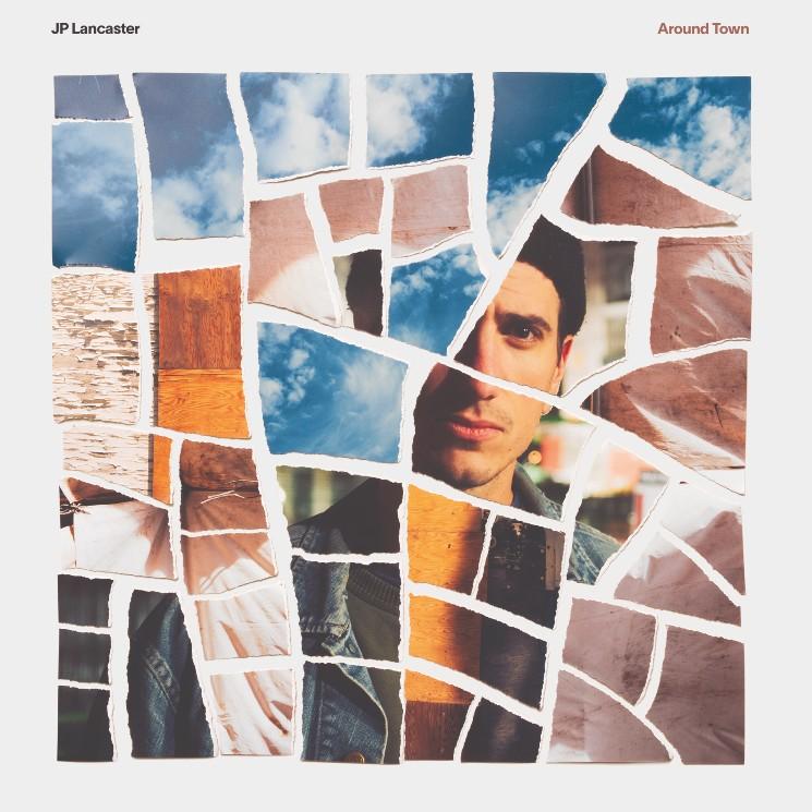 Kamloops' JP Lancaster Announces Debut Album 'Around Town'