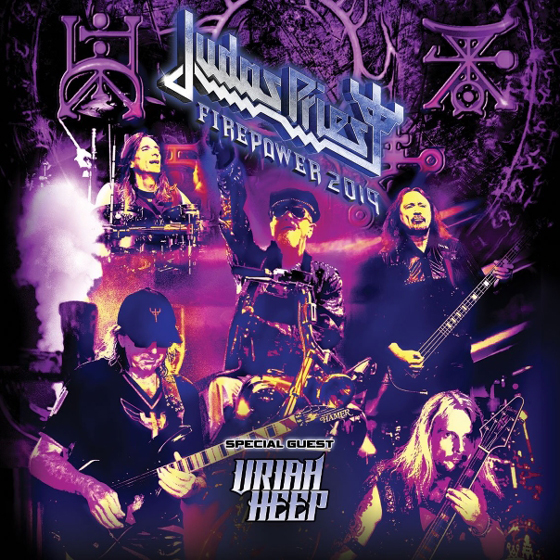 Judas Priest Plot North American Tour