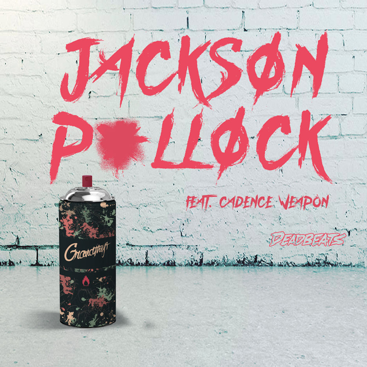 "Hear Grandtheft and Cadence Weapon Team Up on ""Jackson Pollock"""