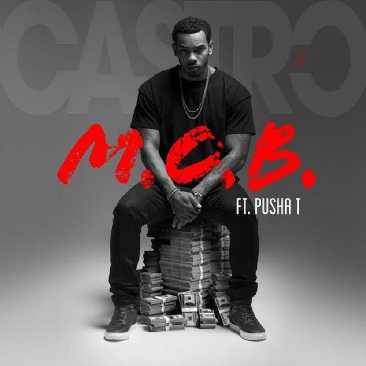 "JR Castro ""M.O.B."" (ft. Pusha T)"