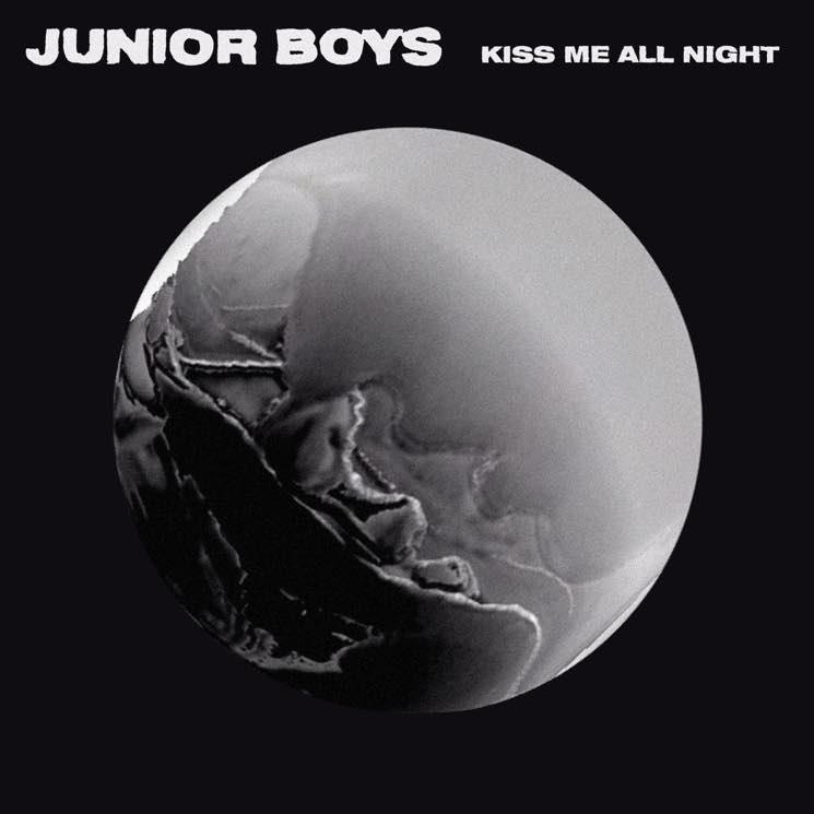 Junior Boys Drop 'Kiss Me All Night' EP