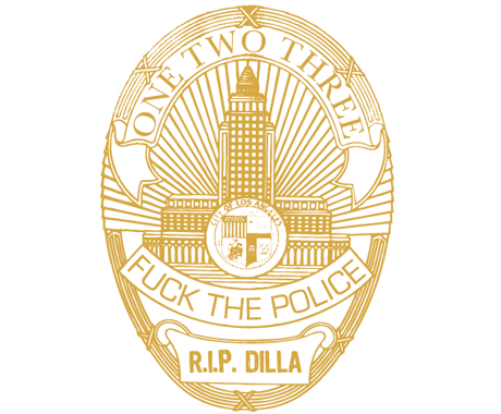 "J Dilla ""Fuck the Police"" (the J. Rocc re-work)"