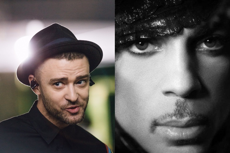 Justin Timberlake's Super Bowl Halftime Show to Reportedly Feature Prince Hologram