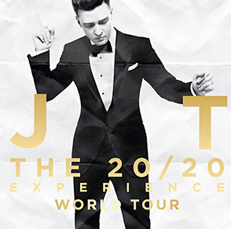 "Justin Timberlake Reveals ""The 20/20 Experience World Tour,"" Adds Canadian Dates"