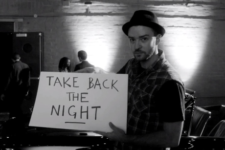 Justin Timberlake 'Take Back the Night' (trailer)