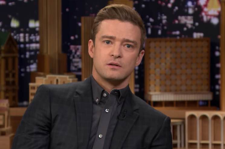​Justin Timberlake Addresses Law-breaking Voting Booth Selfie on 'Fallon'
